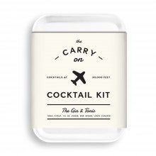 W&P Carry On Cocktail Kit - Gin & Tonic