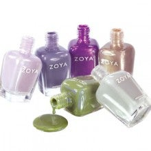 Zoya Intimate Nail Polish Collection