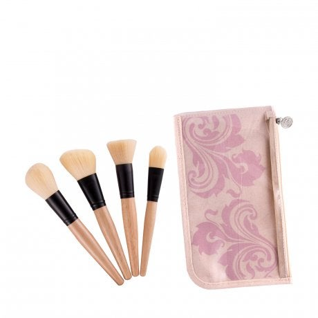 coastal scents brushes. coastal scents® 4 face brush set scents brushes a
