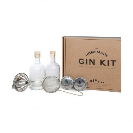 6 Pieces BarCraft Gin Making Kit in Gift Box