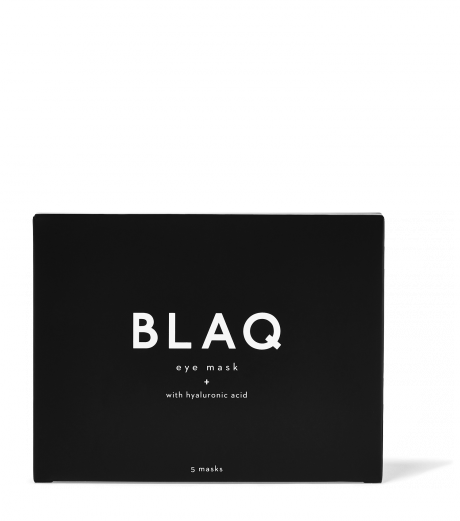 Blaq Hyaluronic Acid Eye Masks - 5 Pack