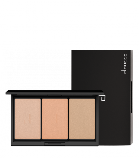 d3a9bc6bc19 DOUCCE Freematic Highlighter Pro Palette - Glow Effect