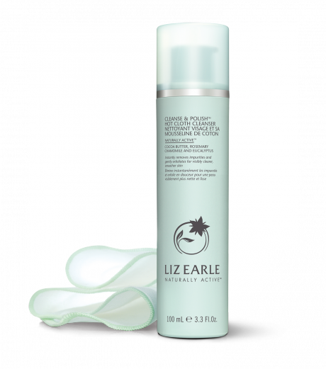 Cleanse & Polish Hot Cloth Cleanser by liz earle #7