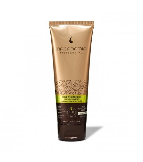 Macadamia Oil Ultra Rich Moisture Cleansing Conditioner - Travel-Size
