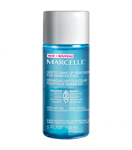 Marcelle Gentle Make Up Remover For Sensitive Eyes - Allergic-reaction-to-makeup-remover-on-eye