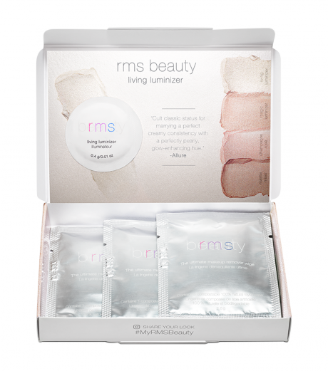 Spend $35+, get a free rms beauty™ The Weekender Set