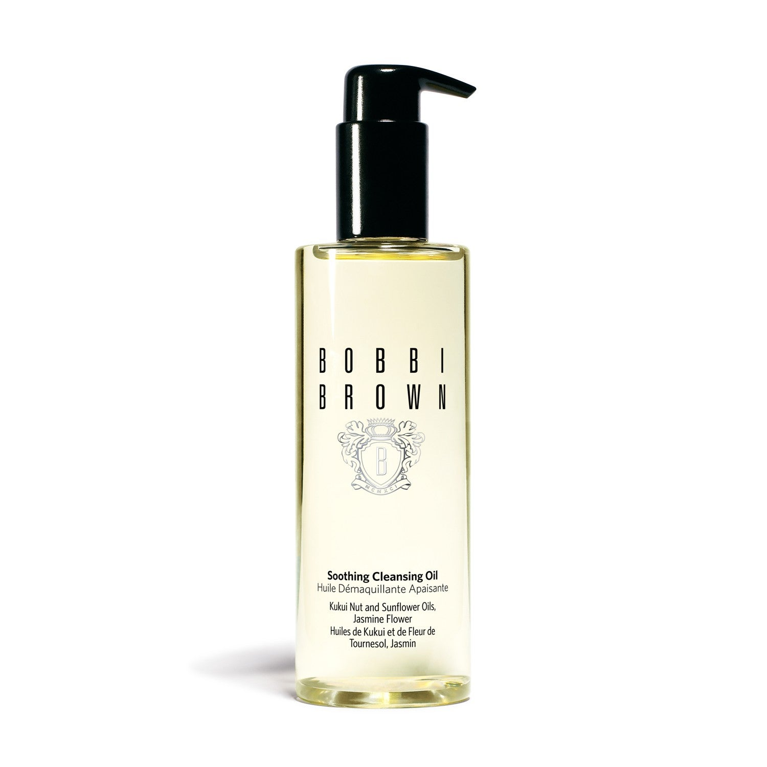 bobbi brown soothing cleansing oil how to use