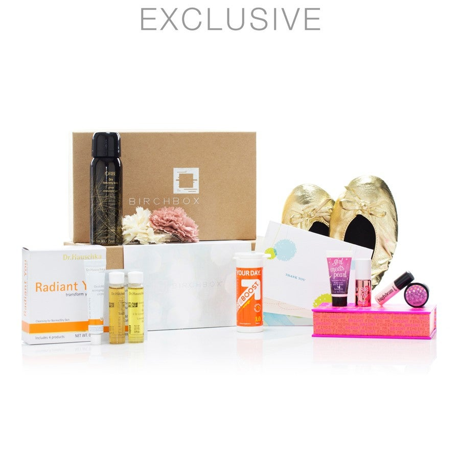 Wedding Gift Birchbox : Limited Edition: Here Comes the Bride