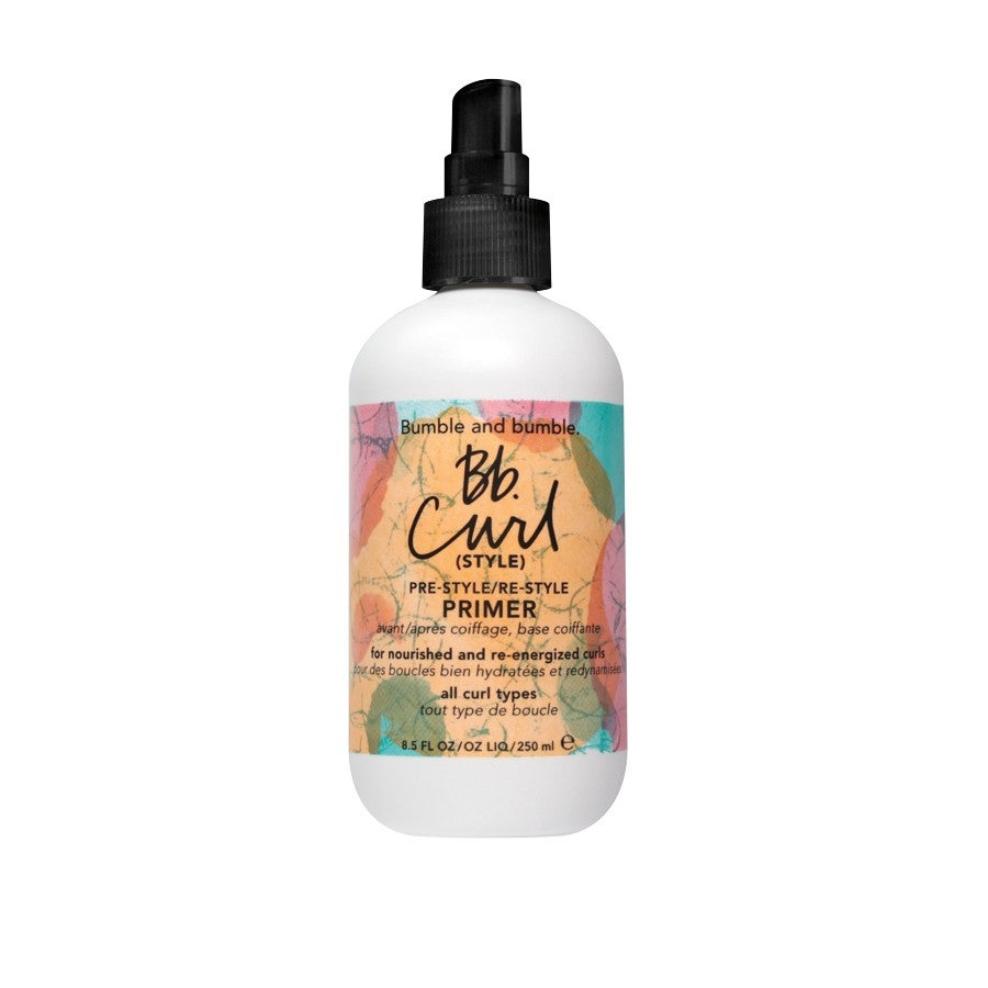 Bumble and bumble bb curl pre style re style primer - Bumble and bumble salon locator ...