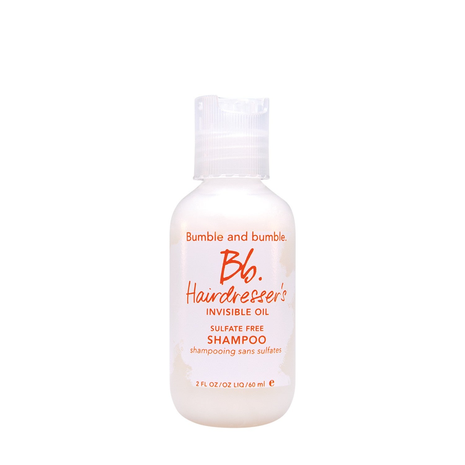 Bumble and bumble hairdresser 39 s invisible oil sulfate free shampoo travel size - Bumble and bumble salon locator ...
