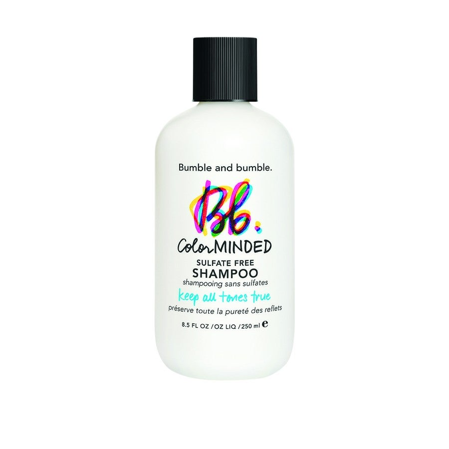 Bumble and bumble color minded shampoo - Bumble and bumble salon locator ...