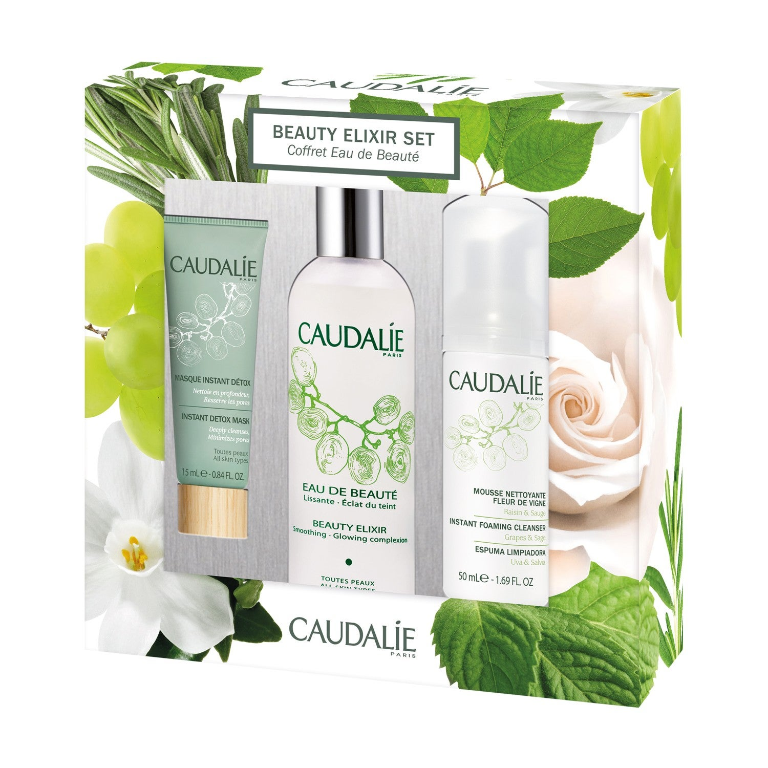 Something caudalie facial products really