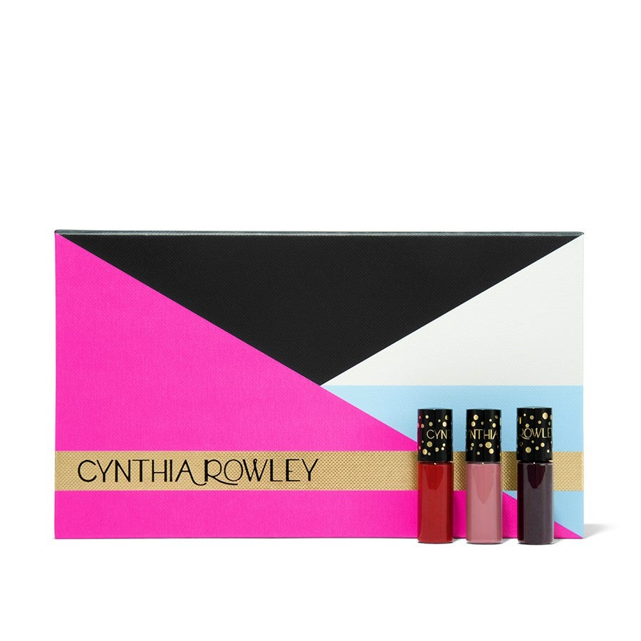 Cynthia Rowley Beauty The Game Face Eyeshadow Palette ...
