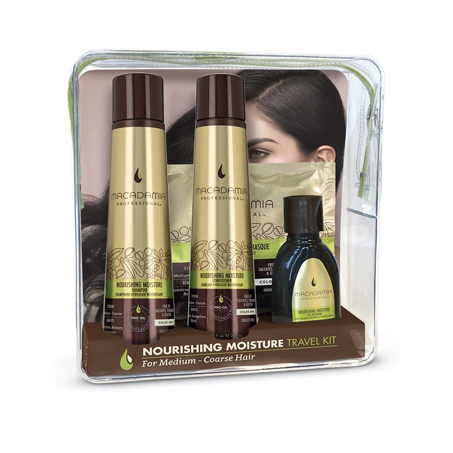 Image result for Macadamia Professional Ultra Rich Moisture Care holiday collection