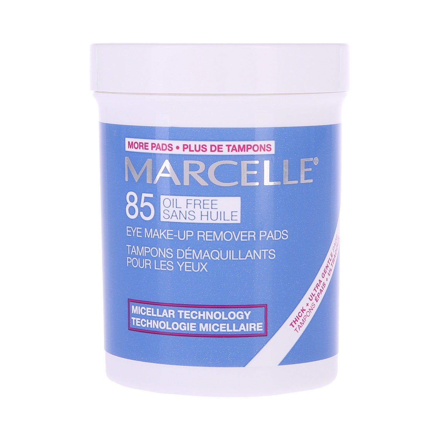 Marcelle Oil Free Eye Make-Up Remover Pads