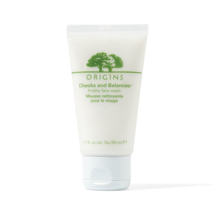 origins face wash origins checks and balances frothy wash 1 7 oz 30791