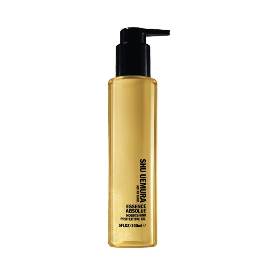 shu uemura art of hair essence absolue nourishing protective oil. Black Bedroom Furniture Sets. Home Design Ideas