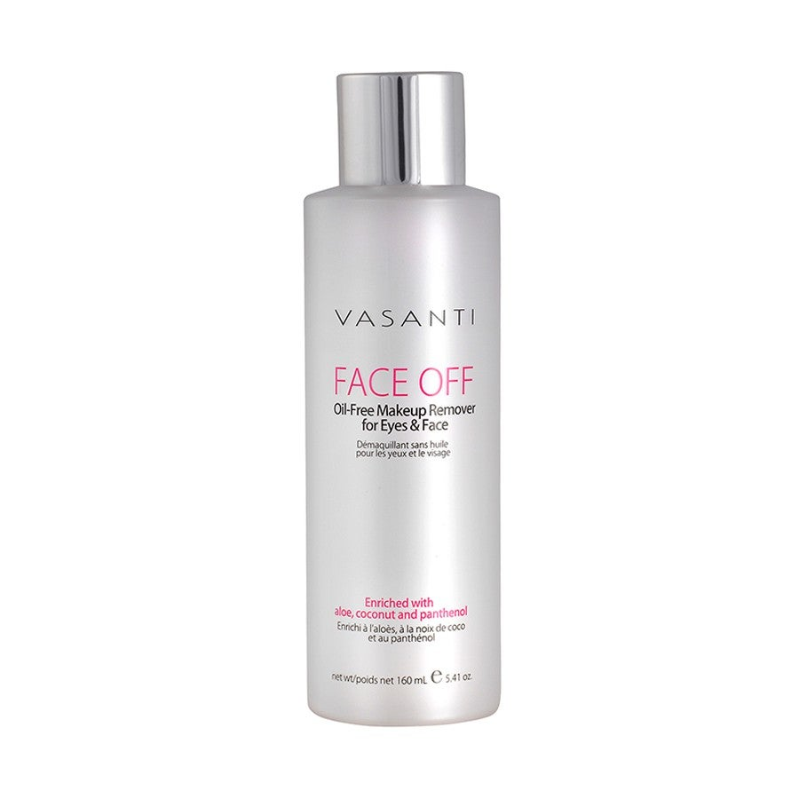Vasantiu00ae Face Off Makeup Remover For Eyes And Face