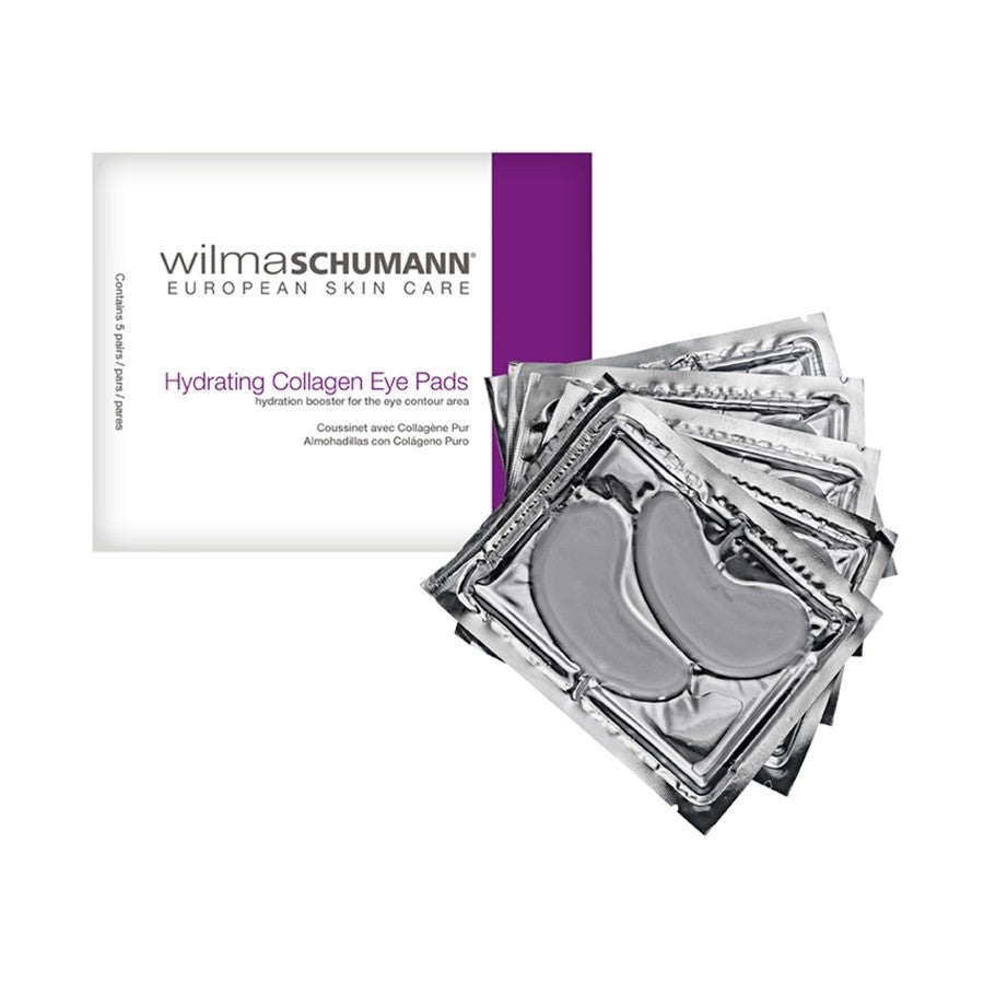 Wilma Schumann Skincare Hydrating Collagen Eye Pads