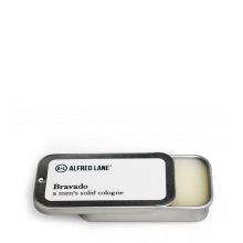 Alfred Lane Solid Cologne - Bravado