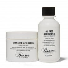 Spend $35+, get an exclusive sample duo from Baxter of California