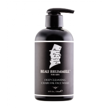 Beau Brummell Deep Cleansing Charcoal Face Wash