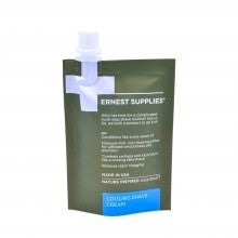 ERNEST SUPPLIES Cooling Shave Cream - 3 oz.