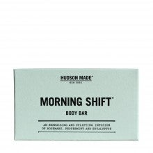 Hudson Made Morning Shift Body Bar
