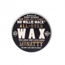 Mr. Natty Willie Mack's All-Over Wax