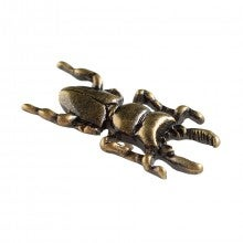 SuitSupply Brass Lapel Pin - Beetle
