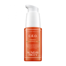 Sunday Riley C.E.O. Rapid Flash Brightening Serum - 2019
