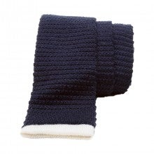 The Knottery Wool Knit Tie