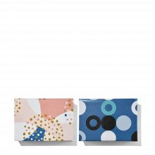 With any purchase, get two free Birchbox Holiday Gift Wrapping Sheets