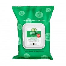 Yes To™ Cucumbers Hypoallergenic Facial Wipes