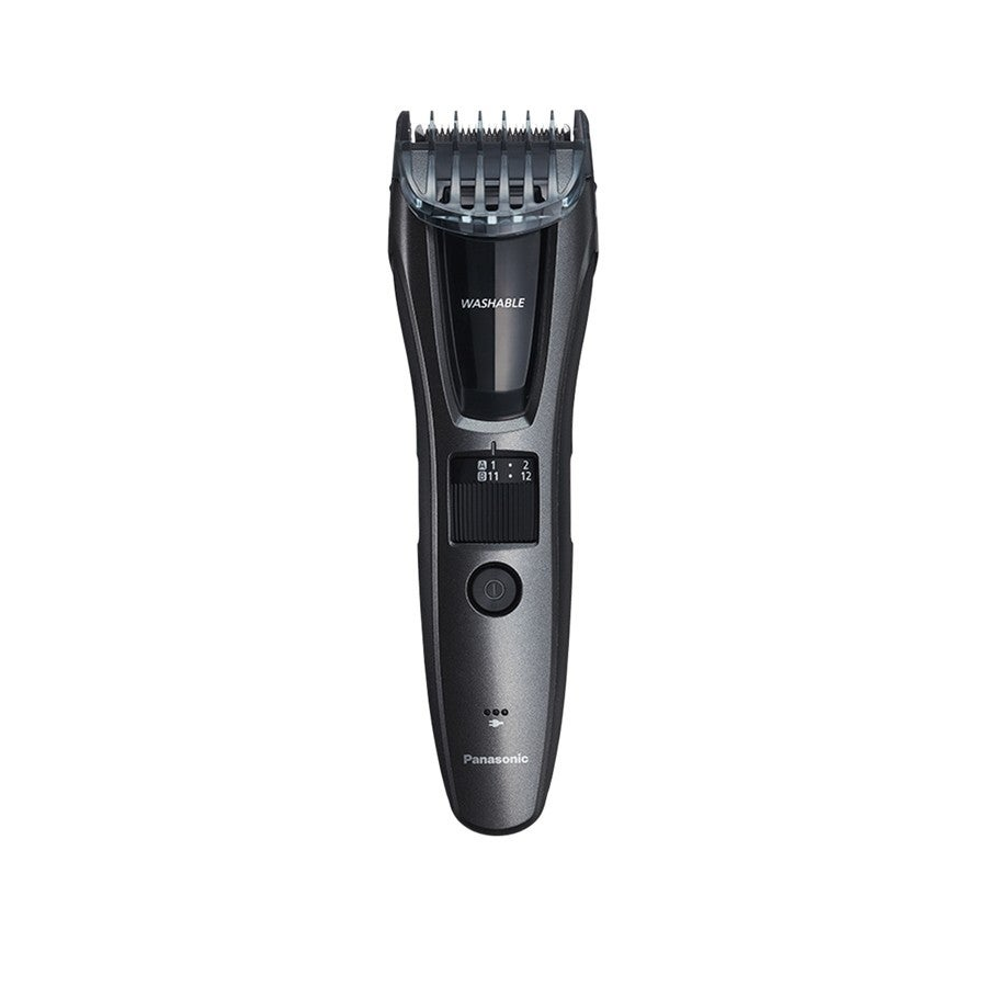 panasonic beard mustache and hair electric trimmer. Black Bedroom Furniture Sets. Home Design Ideas